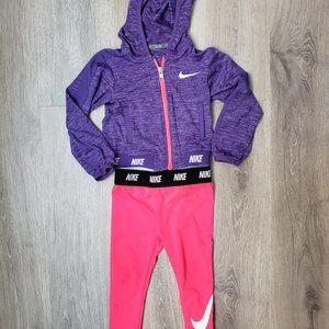 *BOGO* Nike Dri-Fit Matching Hoodie & Pants